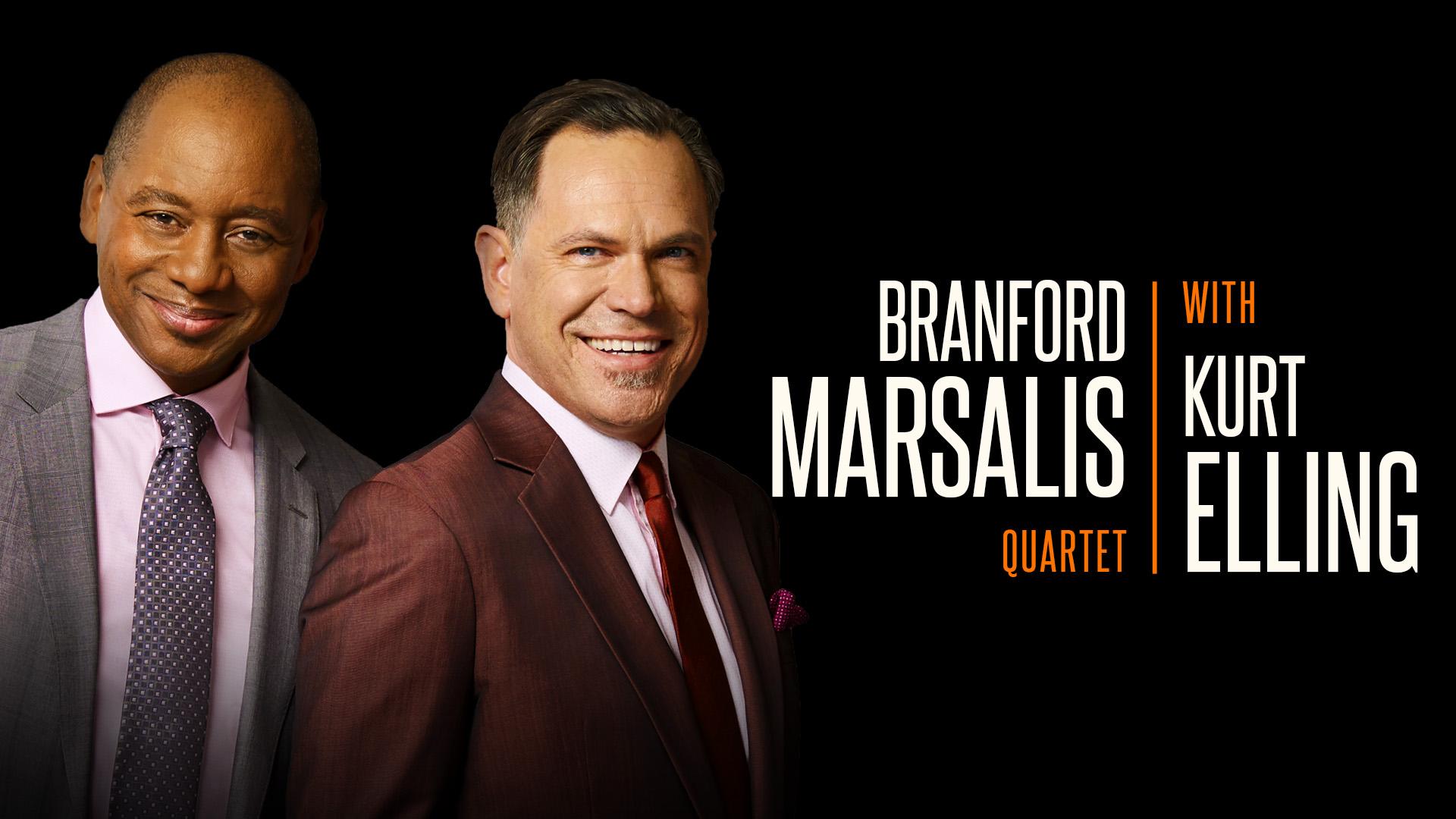 Branford Marsalis Kurt Elling Festival Internazionale Jazz La Spezia