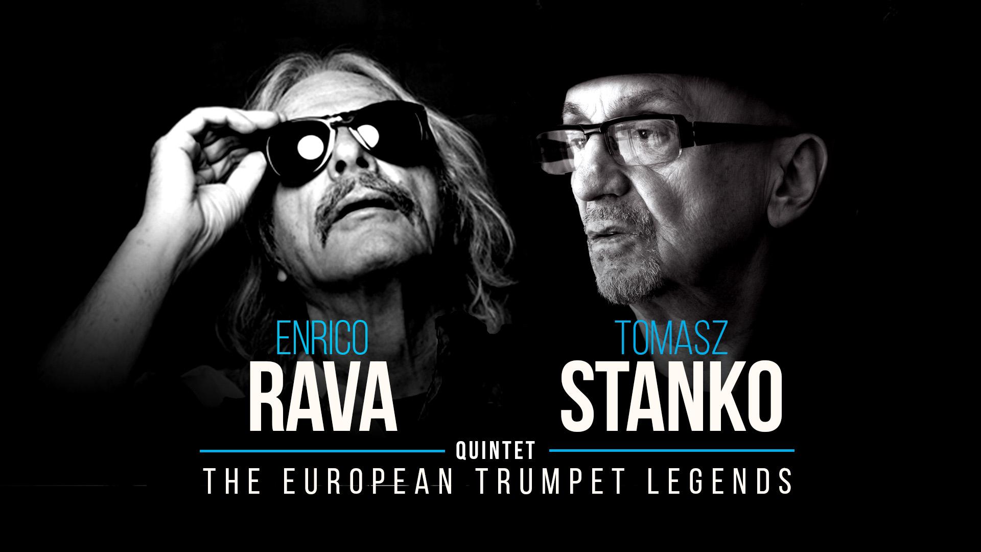 Enrico Rava Tomasz Stanko Festival Internazionale Jazz La Spezia