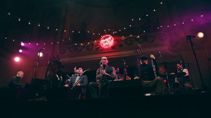 The Kansas Smitty's House Band